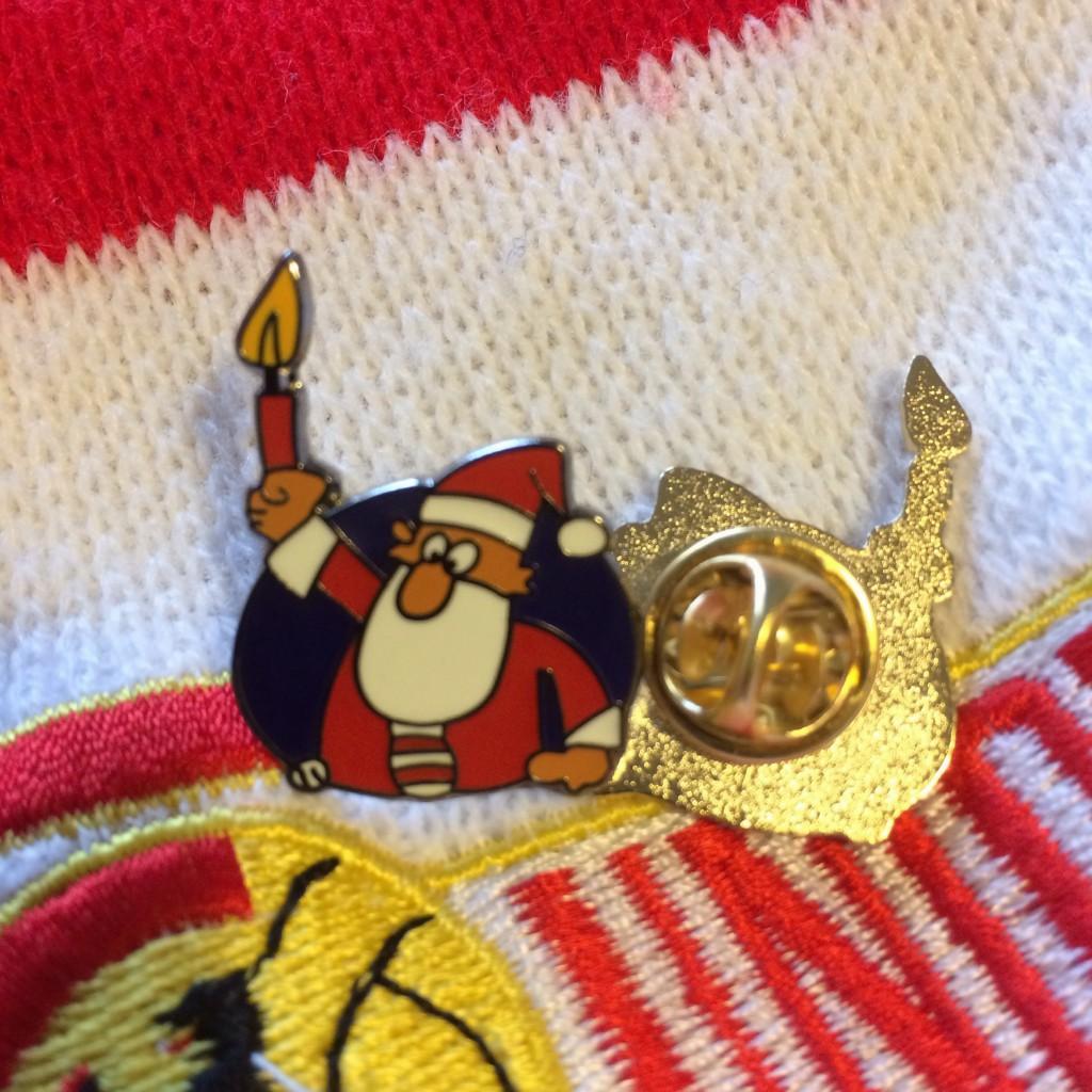 Pin Weihnachtssingen 2014